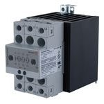 Carlo Gavazzi RGC3A60A25KKE Solid State Relay Contactor