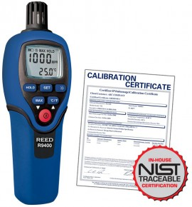 Reed Instruments R9400-NIST