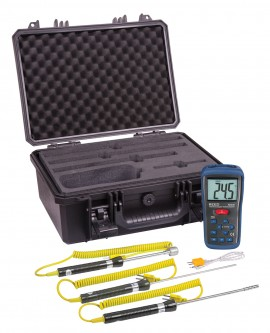 Reed Instruments R2400-KIT Thermocouple Thermometer Kit