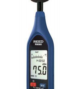 Reed Instruments R8080-NIST Sound Level Meter